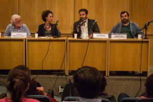 Seminário Mudanças Climáticas e Justiça Ambiental, na Alerj, no última dia 16. Fotot: Luis Felipe Marques