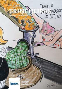 Trincheiras, a revista de cidadania ativa do Ibase N5