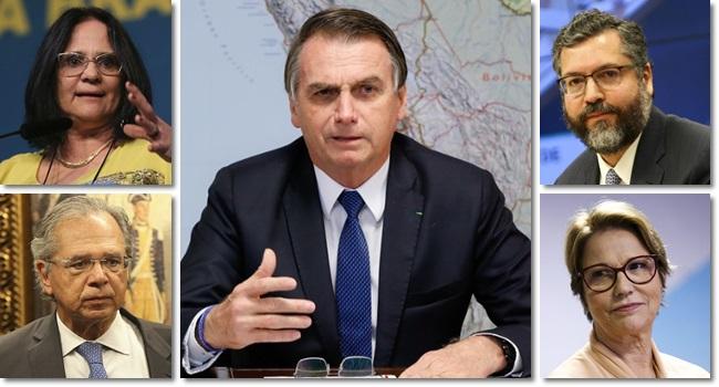 presenca-de-ministros-folcloricos-no-governo-bolsonaro-e-estrategica